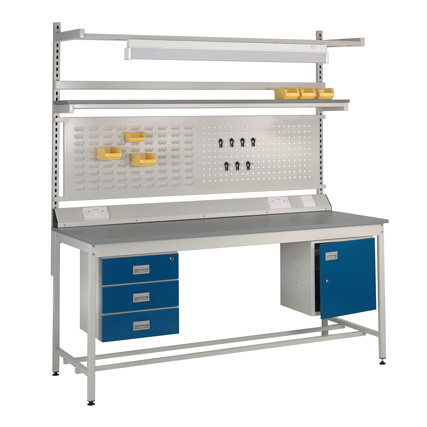 Industrial Workbench – The perfect all-rounder