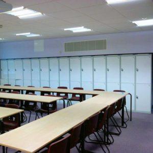 Classroom lockers