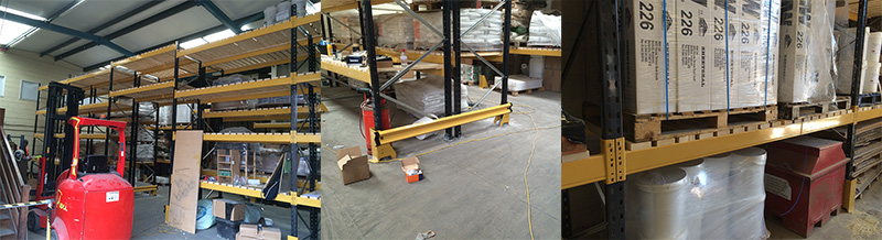 Pallet Racking Installation Service from Workplace Products
