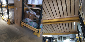 Pallet Racking accessories available