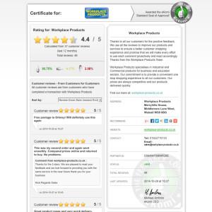 ekomi-certificate-page