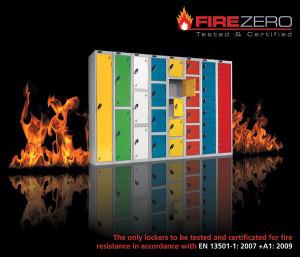 Probe FireZero Lockers