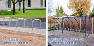 Sheffield Bike Loop examples