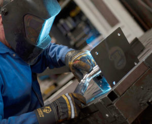 Our fantastic welders at work.