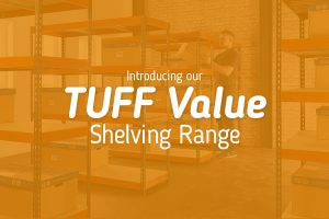 TUFF Value Shelving Range