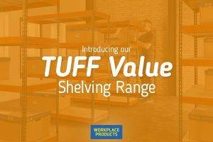 TUFF Value Shelving Range