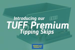 TUFF Premium Tipping Skips Header