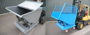 TUFF Premium Tipping Skips custom-made