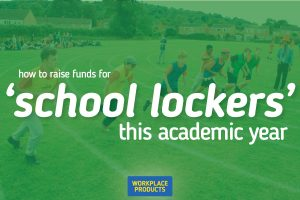 How to raise funds for School Lockers