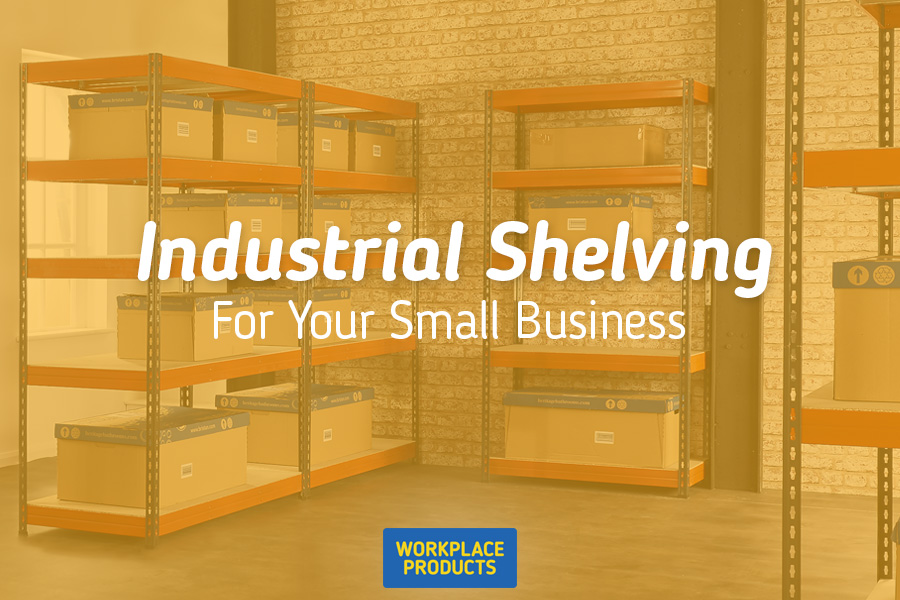 Industrial Shelving For Your Small Business