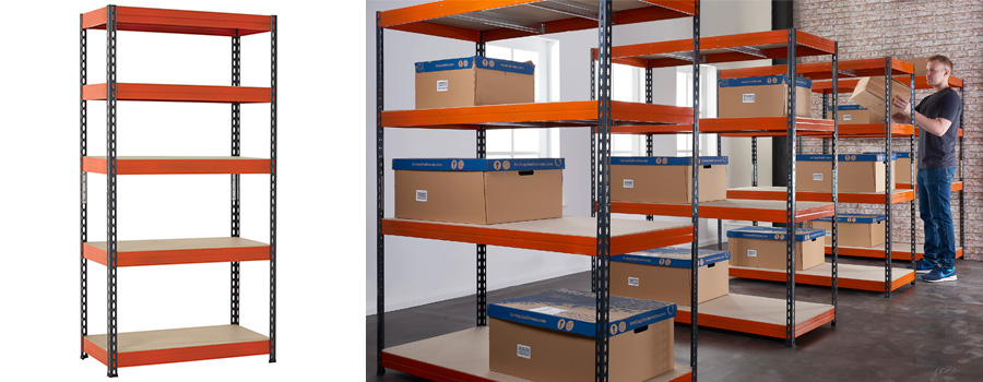 TUFF Industrial Shelving For Your Small Business