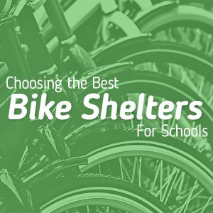 Bike Shelters For Schools