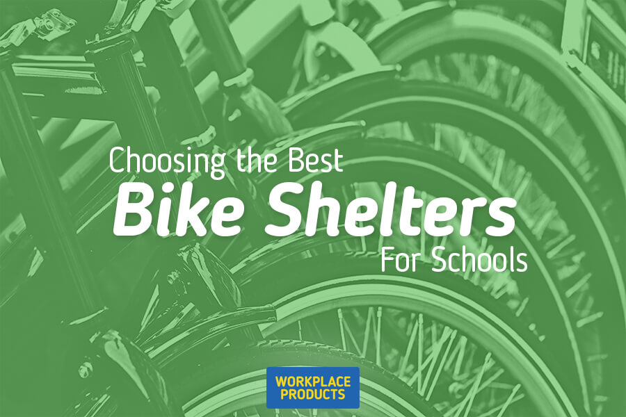 Choosing the Best Bike Shelters For Schools