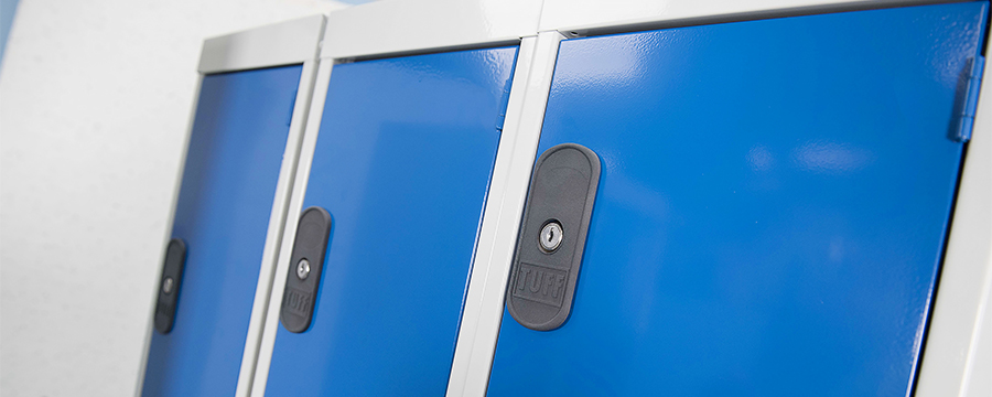 TUFF Blue Lockers