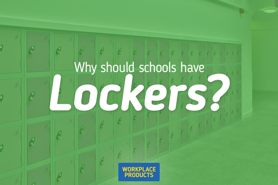 Why Should Schools Have Lockers