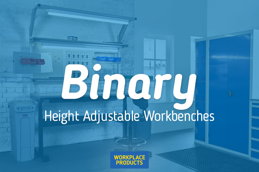 Introducing Binary Height Adjustable Workbenches