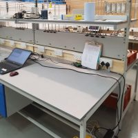 Project – Bespoke Workbenches for Systech Illinois