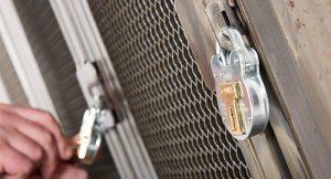 Padlock for TUFF Rustic Lockers