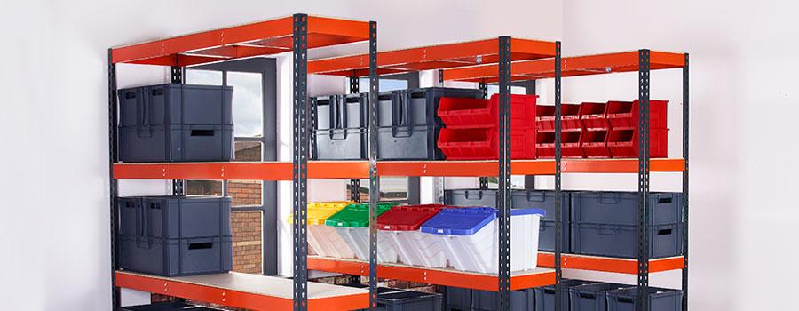 TUFF Shelving Kits Range