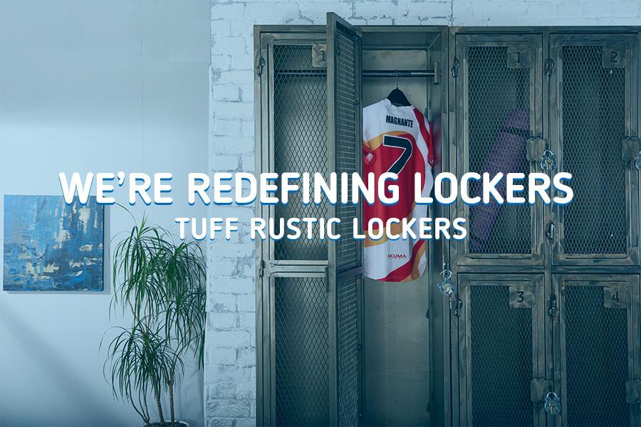Redefining lockers