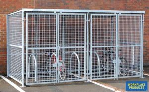 Premier Security Cycle Shelters