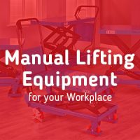 Essential Manual Lifting Equipment for Your Workplace