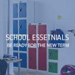 School Essentials – Lockers