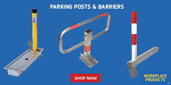 Keyless Start Car Theft - Parking Posts Footer