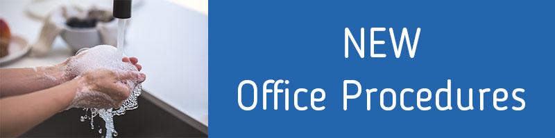 NEW Office Procedures Banner