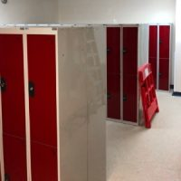 Northampton General Lockers