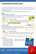 Workbenches Buyers Guide Data Sheet