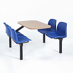 Value Canteen Seating - Fully Welded