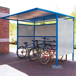 Cycle Shelters & Racks