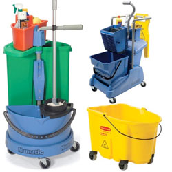 Mopping Trolleys