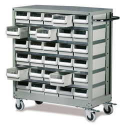 Multi-Drawer Storage