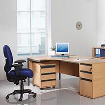 Atlanta H Frame Office Desks