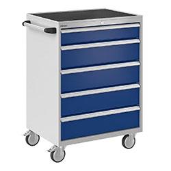 Bisley ToolStor Mobile Drawer Cabinets