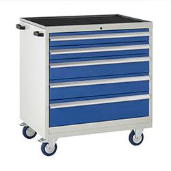 Euroslide Mobile Drawer Cabinets