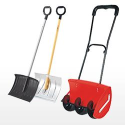 Snow Shovels & Ploughs