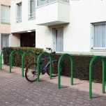 Trombone Cycle Stands  - Standard - Green