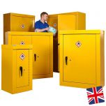 Hazardous Substance Security Cabinets