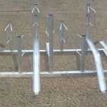 Cycle Racks, Type A
