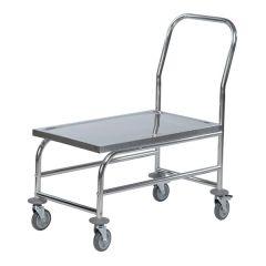 Stainless Steel Flat Board Trolley