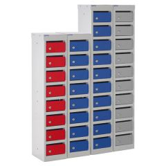 100 Series Mail Box Locker - 8 and 10 Lockers