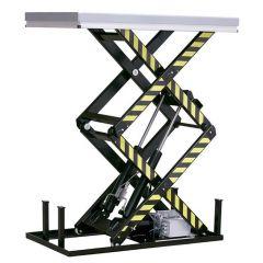 1000kg Double Scissor Lift Table