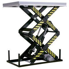 4000kg Double Scissor Lift Table