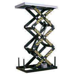 2000kg Triple Scissor Lift Table