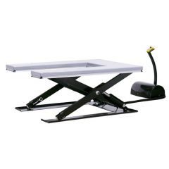 1000kg Low Profile U Shaped Lift Table