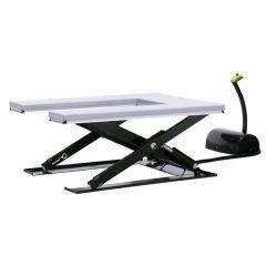 1500kg Low Profile U Shape Lift Table