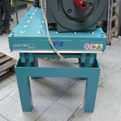 500kg Roller Top Scissor Lift Table